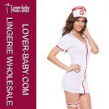 Halloween Sexy Fancy Nurse Costume (L1384)