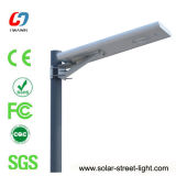 15W Integrated Sensor Solar Garden Street Light