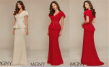 The New Style Red Ladies Formal Evening Dress, Party Dree, Customized