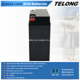 12V17ah Storage Lead Acid Battery for Solar System