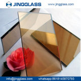 Building Construction Ceramic Frit Spandrel Safety Glass Colored Glass Price List