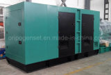 China High Quality Generator Set Silent Diesel Powerplant with Canopy