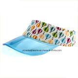 Transparent PVC Bill Visor Cap Clear Fashion Sun Visor UV Protection Plastic Visor