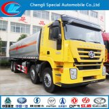 Competitive Price Iveco Fuel Tank Trucks 8X4 Heavy Capacity Iveco Fuel Tank Truck 350HP Oil Tank Truck for Sale