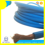 High Quality 2AWG Car Battery Cable with Blue PVC Sheath