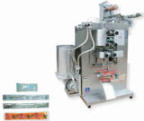 4 Side Sealing & Double Line Liquid Packing Machine