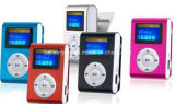 Promotional Clip OLED Mini MP3 Player