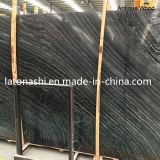 Chinese Black Antique Wood Grain Marble