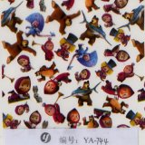 Yingcai 0.5m Width Hottest Cartoon Water Transfer Printing Film Hydrographic Dipping Film