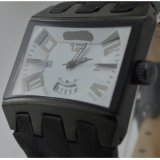 Forma Man Alloy Quartz Watch com Date Window