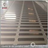 304 Deep Etched Stainless Steel Plate for Escalator Flooring