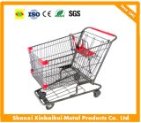 New Design Supermarket Shopping Handcart
