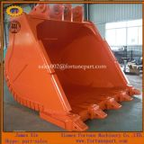 China Standard Rock Bucket for Jcb Js220 Excavator Spare Parts