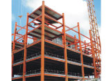 Steel Structure Building, Steel Frame Building (SSW-459)