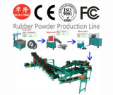 Rubber Powder Production Line for Tire Recycling Machine
