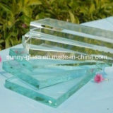3-19mm Clear Float Glass for Building or Windows Glass