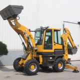 1.6t Hydraulic Mini Backhoe Loader 45-17