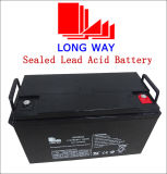 6FM60 Medium-Size Lead Acid Chargeable Battery for Solar Tracking System