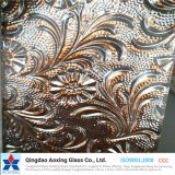 Art Sheet Pattern Glass for Building Glass with Good Quantity