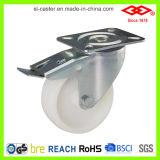 125mm Swivel Locking Thick Housing Nylon Caster (P161-20D125X35S)
