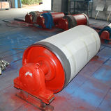 Durable Rubber-Lagged Pulley/Heavy Pulley/Mining Pulley for Belt Conveyor