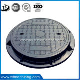 OEM En124 Chinese Foundry Ductile Iron Casting Rainwater/Sewer Manhole Covers