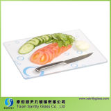 4mm 5mm 6mm Tempered Glass Cutting Board