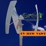 300W Samll Vertical Axis Wind Power Generator for House, Boat