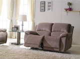 Modern Recliner Fabric Sofa (897#)