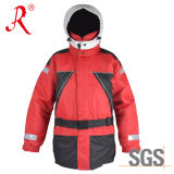 Sea and Ice Fishing Quilted Jacket for Winter (QF-953A)