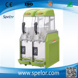Double Tanks Slush Snow Machine, Snow Melt Machine Maker