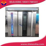 Rotary Gas Baking Oven Bakery Machine (KG-100, CE Approved)
