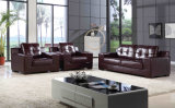 American Office Leather Sofa Set (L. P. 1204)