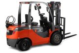 3.0 T LPG & Gasoline Forklift with Mitsubishi Engine CE Approved