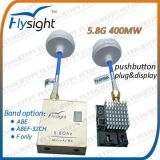 A15 Long Range Fpv AV Wireless AV Trasmitter 5.8g 400mw Helicopter with Pushbutton