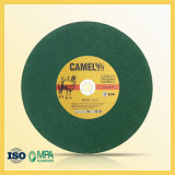 Camel Cutting Wheel of 355X2.5X25.4mm with One Net