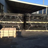 Large Quantity Pallets for Rubber Tracks