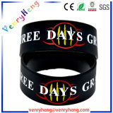 Silicon Rubber Bracelet Wrist Band for Promotional Gifts