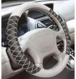 Non-Slip Car Leather Steering Wheel Cover for Sale
