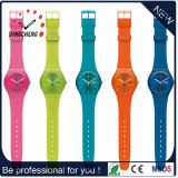 Cheap Promotional Gift Fashion Ladies Silicone Watch (DC-1203)