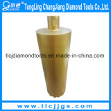 Diamond Impregnated Drill Bits with Turbo Segment
