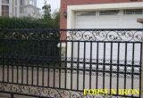Customized Ornamental Wrought Iron Fence