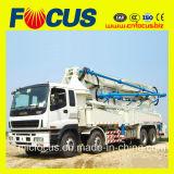 37m/39m Mobile Concrete Pump Truck with Boom