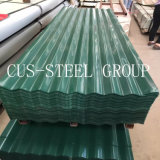 Color Coated Galvanized Steel Plate/Prepainted Corrugated Iron Roof Plate