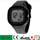 Silicon Strap and Case LED Digital Watches