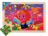 Wooden Fairy Tale Jigsaw Puzzle