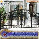 Benxiang Supplier Wrought Iron Gate
