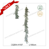 L190cm Wholesale Festival Party Supplies Decoration Artificial Christmas Decorations