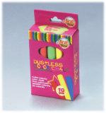 10 PCS Color Dustless Chalk Non-Toxic