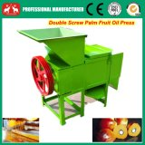 700kg/H Double Screw Palm Fruit Oil Extraction Machine